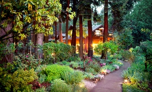 Harmony Ridge Lodge: 2- or 3-Night Stay for Two at Harmony Ridge Lodge in Nevada City, CA. Combine up to 12 Nights.