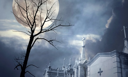 Admission for Two or Four to Horror Acres Haunted House (40% Off)