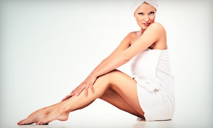 InkOff Laser Salon - Ogden: Laser Hair-Removal Treatments at InkOff Laser Salon (Up to 83% Off). Four Options Available.