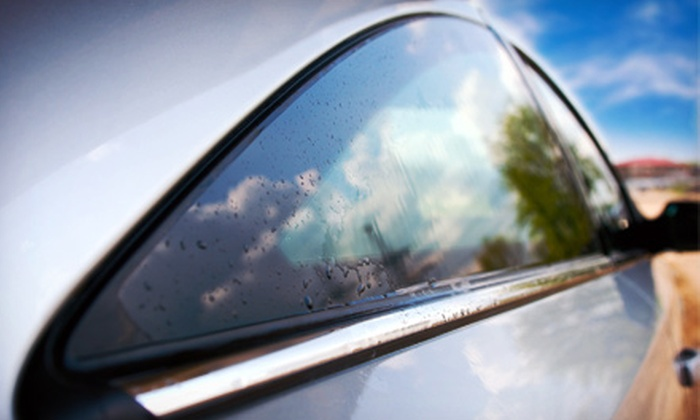 America's Tint - Rancho Cordova: Automotive Window Tinting from America's Tint (Up to 60% Off). Two Options Available.