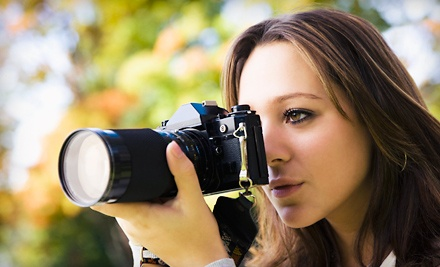 Outdoor Photography Class or a Photography-Based Day Trip from Discover Outdoors (Up to 58% Off)