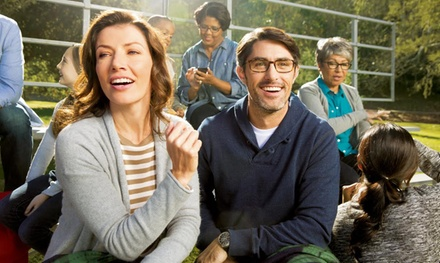 $49 for $225 Toward a Complete Pair of Prescription Eyeglasses at Pearle Vision
