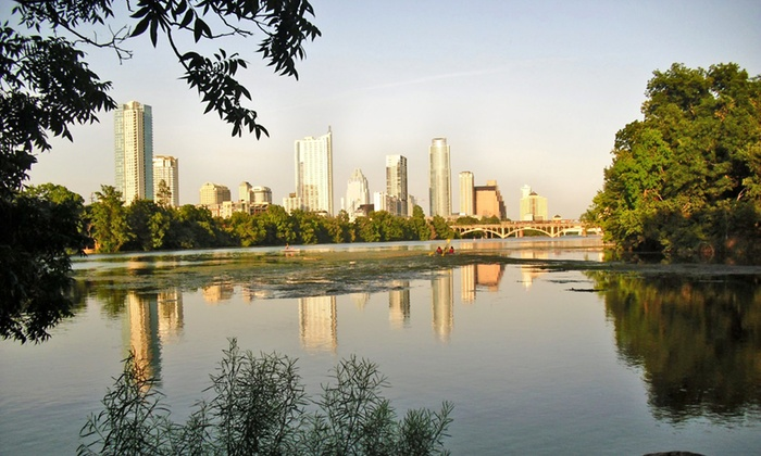 Walking Tours of Austin - Austin: Admission for Two, Four, or Six Adults with Walking Tours of Austin (50% Off)