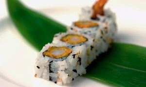 Gourmet Garden Restaurant: $15 for $30 Worth of Asian Fusion Cuisine at Gourmet Garden Restaurant