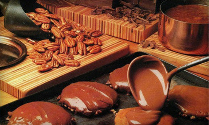 The Little Chocolatier - Southeast: Chocolates and Sweets In-Store or Online from The Little Chocolatier (Half Off)