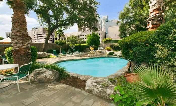 Crockett Hotel In San Antonio Tx Groupon Getaways