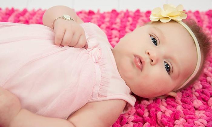 Ellenburg Photography - Saraland: Maternity and Newborn Photo Package or Infant Milestone Photo Package at Ellenburg Photography (Up to 81% Off)
