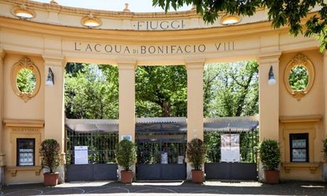Fiuggi: fino a 3 notti in camera standard o comfort con mezza pensione per 2 presso l'Hotel La Casareccia