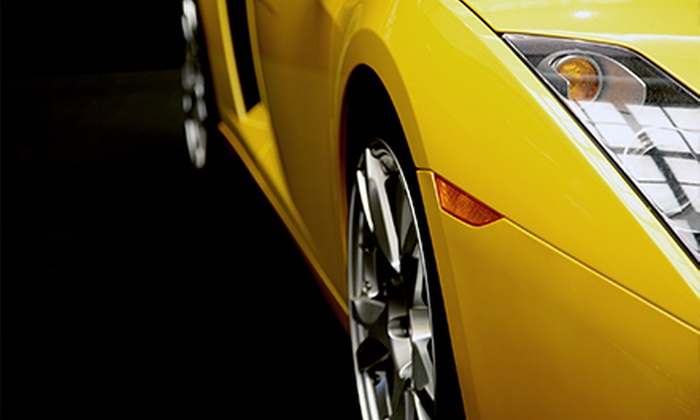 Finishing Glow Auto Detail - Goldsmith: $83 for $150 Worth of Services at Finishing Glow Auto Detail LLC