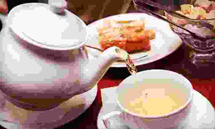 Harry Ten Shilling - Stratford: $24 for Afternoon Tea for Two at Harry Ten Shilling ($48 Value)