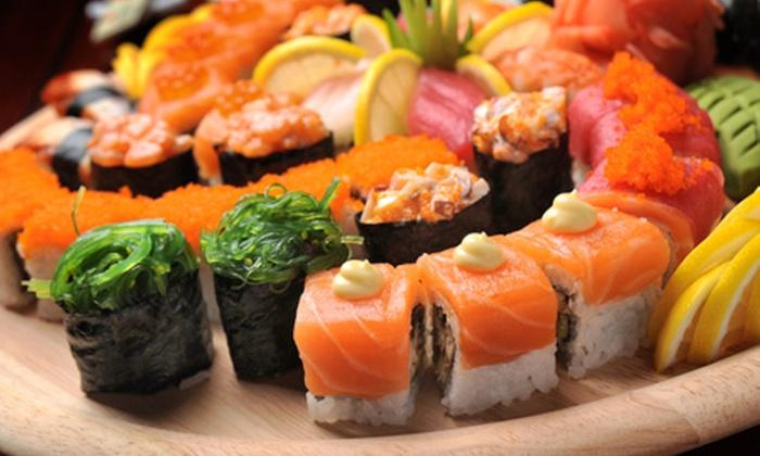 Prefácio - Porto Alegre: Prefácio Bar – Centro Histórico: sequência livre de sushi para 2 ou 4 pessoas a partir de R$ 39,90