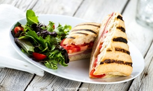 Fresh Healthy Cafe: $18 for Three Groupons, Each Good for $10 Worth of Café Food at Fresh Healthy Cafe ($30 Total Value)