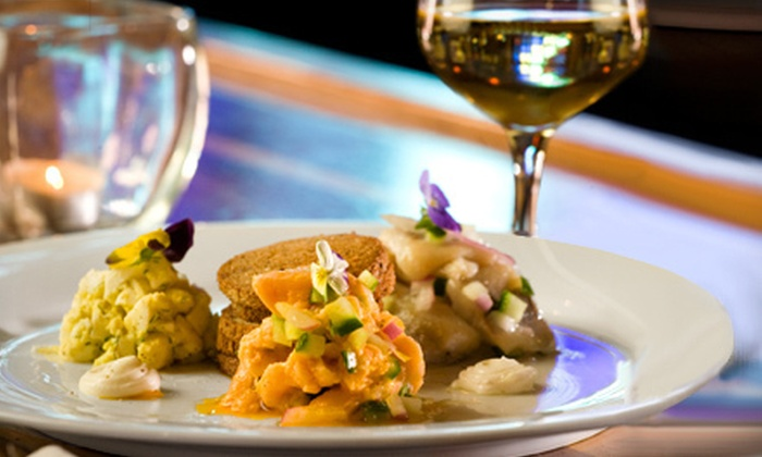 Onotria - Costa Mesa: Italian Tapas and Wine Flights for Two or Four at Onotria (Up to 52% Off)