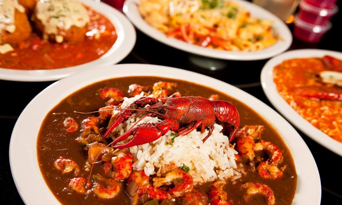 Bayou Jack's - McKinney: Cajun Food at Bayou Jack's (Up to 43% Off). Two Options Available.