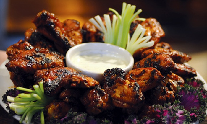 Jake's City Grille - Multiple Locations: $20 for $40 Worth of Upscale American Cuisine and Drinks at Jake's City Grille