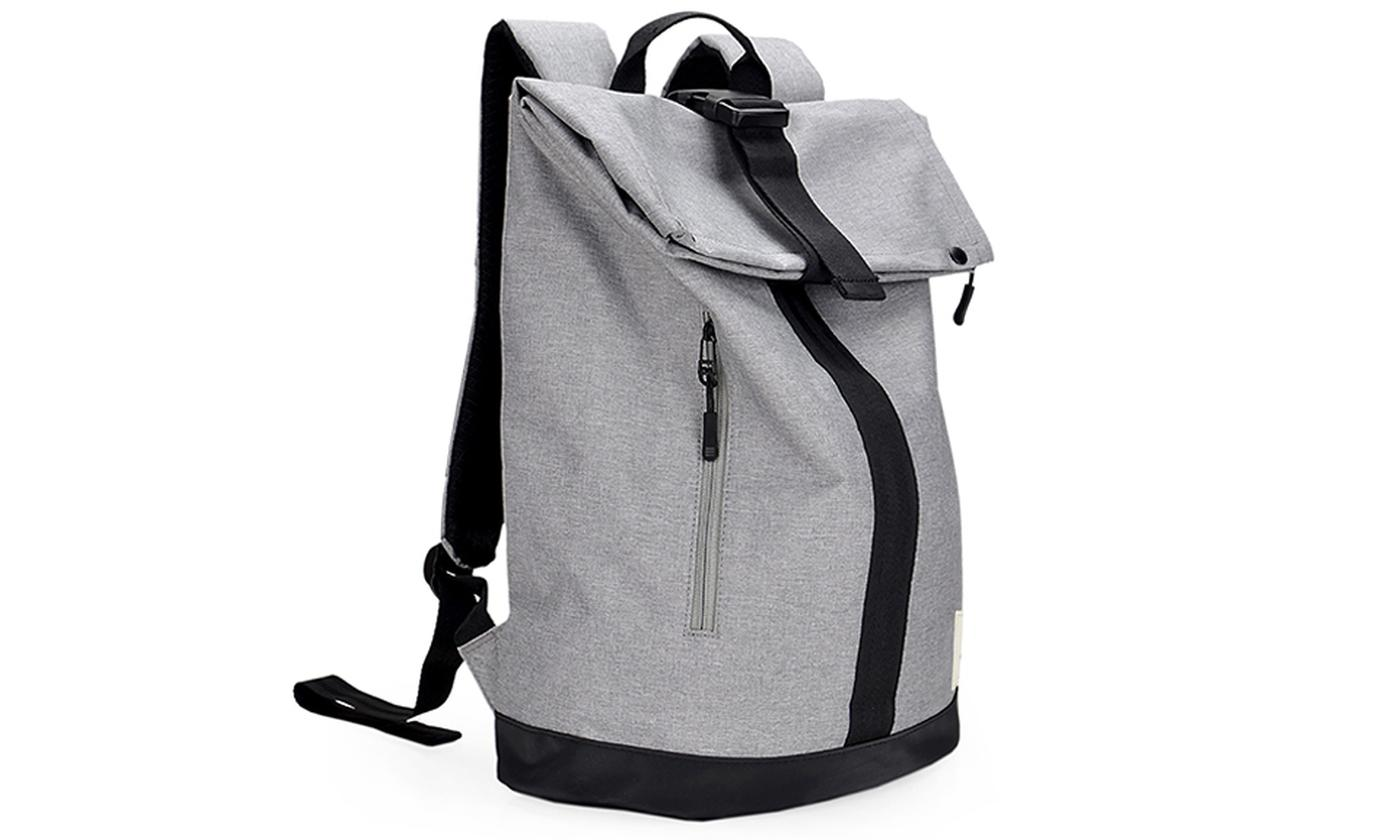 Apachie Icon Roll-Top Water-Resistant Rucksack