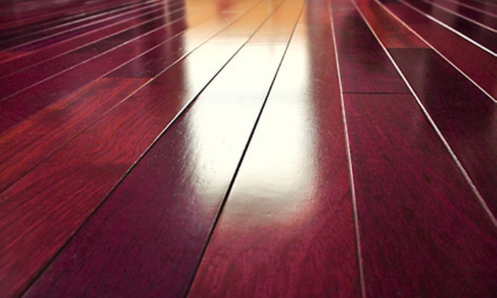 Hardwood Cafe  - Colorado Springs: Sanding, Cleaning, and Refinishing Package on Up to 250 or 500 Square Feet of Floor from Hardwood Cafe (Up to 56% Off)