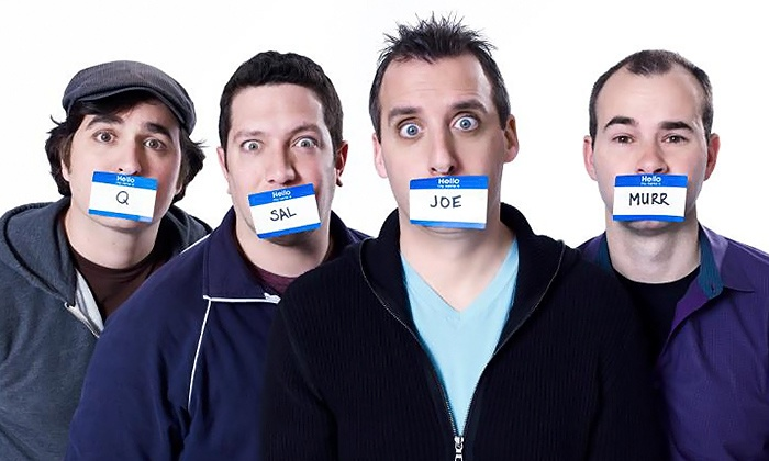 The truTV Impractical Jokers Tour feat. The Tenderloins - Saenger Theatre New Orleans: The truTV Impractical Jokers Tour Featuring The Tenderloins on Friday, May 30, at 8 p.m. (Up to 38% Off)