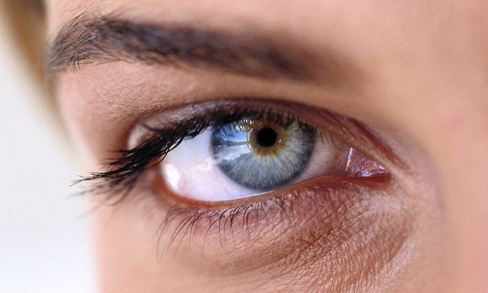 Market Optometrix - Los Angeles: Eye Exam or Contact-Lens Exam with $75 Toward Nonprescription Sunglasses at Market Optometrix (Up to 85% Off)