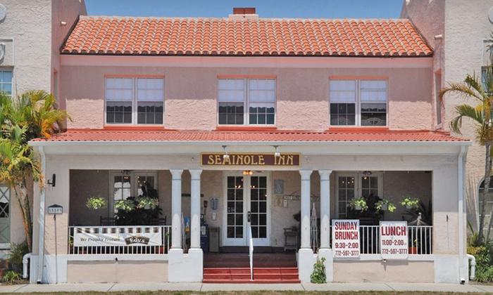 Seminole Inn - Indiantown, FL: One-Night Stay at Seminole Inn in Indiantown, FL