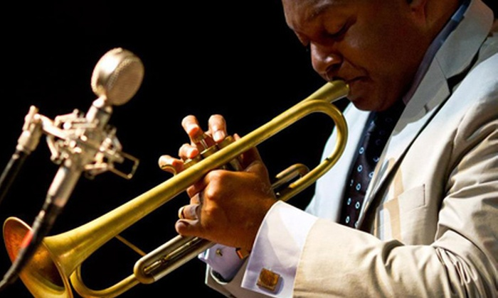 Jazz at Lincoln Center Orchestra with Wynton Marsalis -  Akron Civic Theatre: Jazz at Lincoln Center Orchestra with Wynton Marsalis at Akron Civic Theatre on June 18 at 8 p.m. (Up to 59% Off)