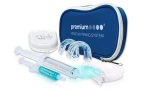 DazzlingWhiteSmileUSA: $25 for Take-Home Teeth-Whiten Kit with Lifetime Gel Refills from DazzlingWhiteSmileUSA ($199 Value)