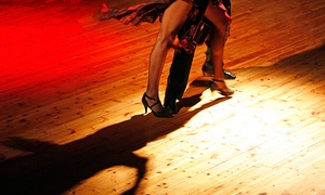 Dance Passion: Four Weeks of Group Ballroom or Salsa Dance Lessons at Dance Passion (50% Off)