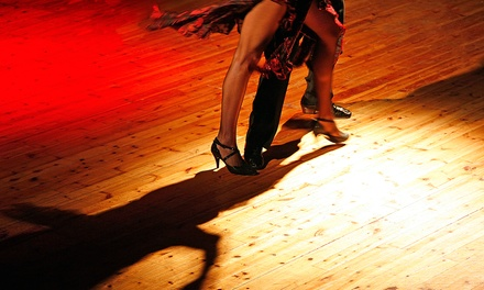 Houston Dance Passion coupon and deal