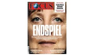 Eventus Media GmbH: Jahres-Abo (52 Ausgaben) der Zeitschrift FOCUS (86% sparen*)