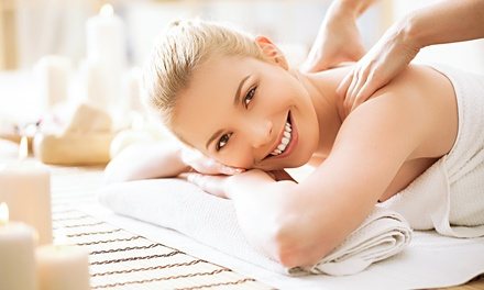 Facial, Massage, or Holiday Spa Package from Shelley Banoo at Bellevue Massage and Spa (Up to 63% Off)