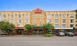 2-night Stay For Two In A Queen Or Double-queen Room At Ramada Harrison Hot Springs In Harrison Hot Springs, Bc