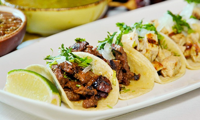 El Vato Tequila and Taco Bar - Brickell: Dinner for Two, Four, or Six at El Vato Tequila and Taco Bar (Up to 65% Off)