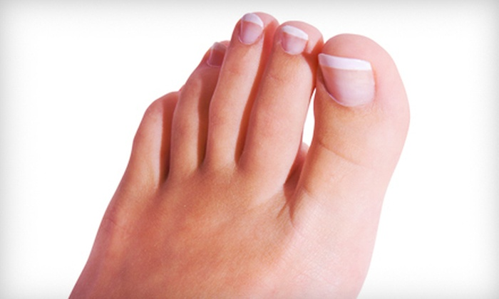 North Lakeland Foot Clinic - Coast2Coast Podiatry Group: Laser Toenail-Fungus Removal for One or Two Feet at North Lakeland Foot Clinic (Up to 75% Off)