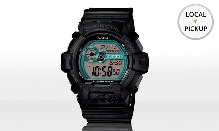 Fashion Time-The Time Store - Multiple Locations: Casio G-Shock GLS8900-1 Men's Watch. Pick Up in Store at Fashion Time. 3 Locations Available.