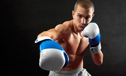 5, 10, or 15 Boxing Classes at StrongFit (Up to 91% Off)