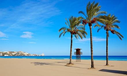 Playa de Valencia: 1 a 3 noches para 2 con desayuno y detalle en Sweet Alquería de Vilches, también durante las Fallas
