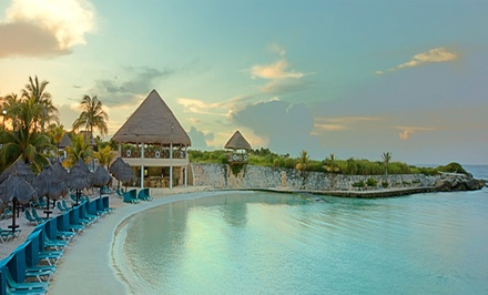 ✈ All-Inclusive Occidental Grand Xcaret Stay w/ Airfare. Incl. Taxes & Fees. Price Per Person Based on Double Occupancy.