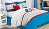7- or 8-Piece Comforter Set: 7- or 8-Piece Comforter Set
