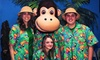 Monkey Mania - Albuquerque: Two Hours of Open Play for Two Adults and Two or Four Kids at Monkey Mania (Up to 55% Off)