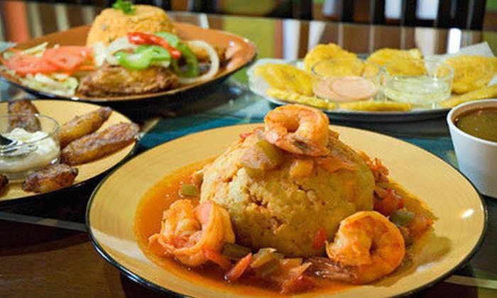 El New Yorican Puerto Rican Restaurant - Maryvale: $12 for $25 Worth of Puerto Rican Cuisine at El New Yorican Puerto Rican Restaurant