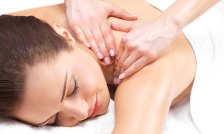 Swedish or Deep-Tissue Massage, Facial, or Spa Package at The Expertise Beauty & Spa (Up to 41% Off)
