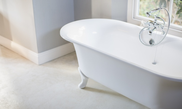 Groupon - Crown Tubs & Tiles Refinishing | Groupon