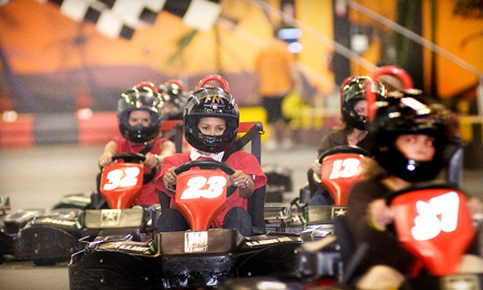 Xtreme Indoor Karting - North Fort Lauderdale: One Day or One Week of Go-Karting Summer Camp at Xtreme Indoor Karting (Up to 51% Off)