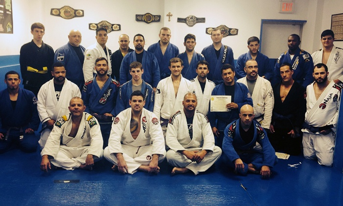 Cruz Mixed Martial Arts - Arlington: One or Three Months of Jiu Jitsu or Mixed Martial Arts Classes at Cruz Mixed Martial Arts (Up to 70% Off)