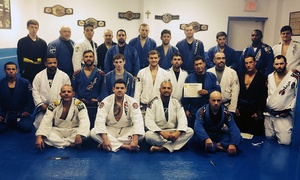 Cruz Mixed Martial Arts: One or Three Months of Jiu Jitsu or Mixed Martial Arts Classes at Cruz Mixed Martial Arts (Up to 70% Off)