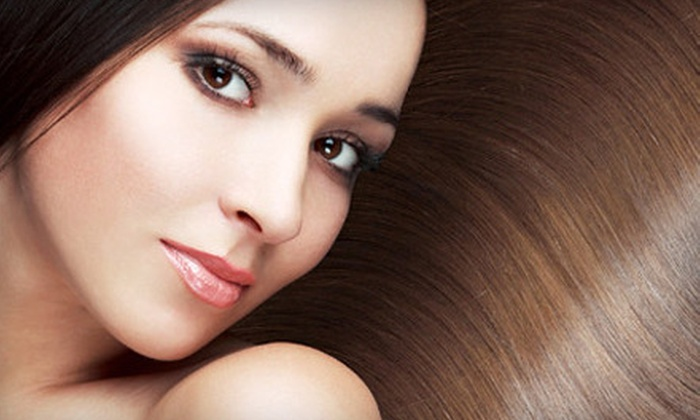 Salon 22 - Spring Hill: One or Two California Smooth Keratin Treatments at Salon 22 (Up to 77% Off)
