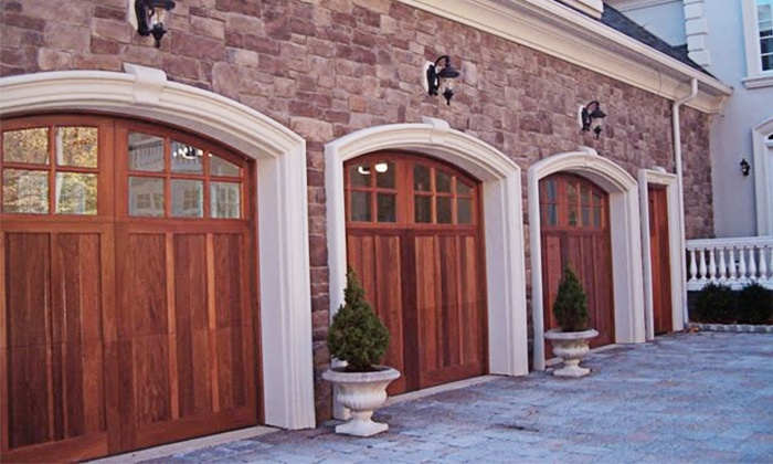 Attractive A1 Garage Door Service: Complete Garage Door Overhaul From A1 Garage Door  Service (