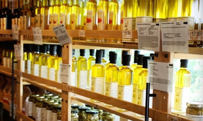 Langley's Country Market - Gilbert: Three Bottles of Flavored Olive Oil or $5 for $10 Worth of Gourmet Groceries at Langley's Country Market