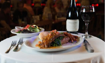 Dinner for Two or Four at Bric à Brac (40% Off)