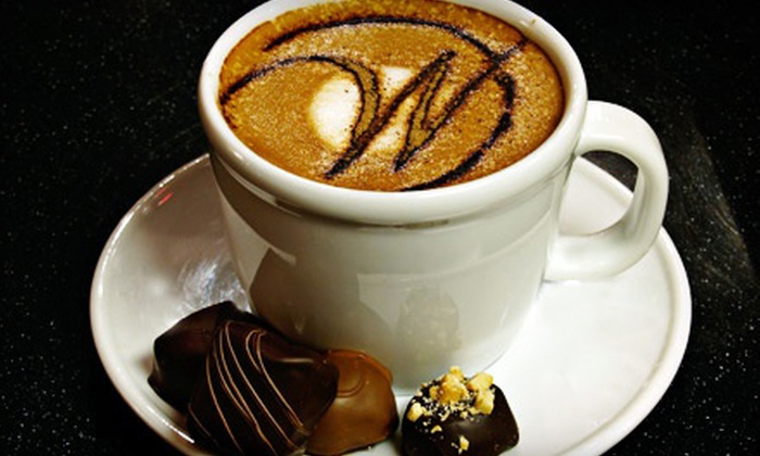 Winans Fine Chocolates & Coffees - Winans Fine Chocolate and Coffees: $11 for $22 Worth of Coffee Drinks at Winans Fine Chocolates & Coffees